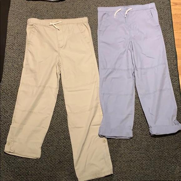 OshKosh B'gosh Other - 2 pairs Oshkosh bgosh boys cargo pants size 12 new